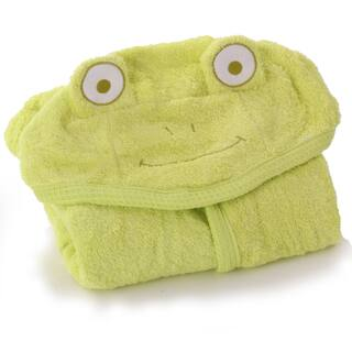 Minene Green Frog Cuddly Bath Towel for Baby|https://ak1.ostkcdn.com/images/products/9618524/P16803660.jpg?impolicy=medium
