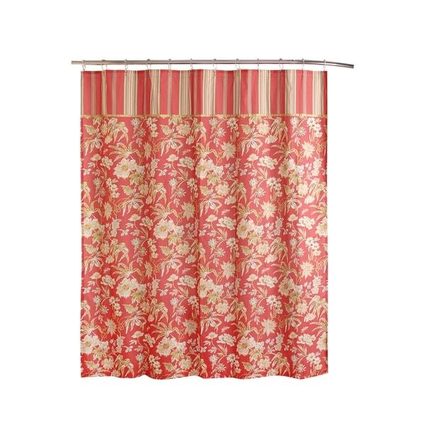 Waverly Honeymoon Shower Curtain