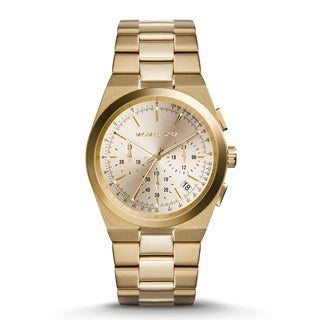 Michael Kors Women's MK5926 'Channing' Goldtone Chronograph