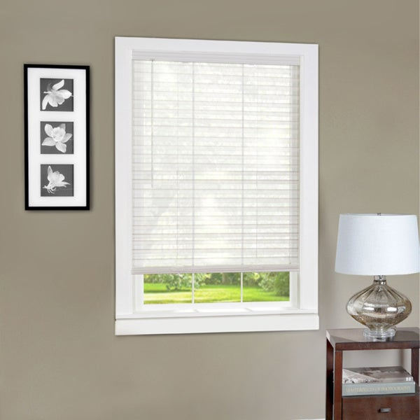 Achim light vane cordless 2 inch slat window blind free for 20 inch window blinds