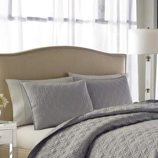 Shop Nicole Miller Magnifique 3 Piece Bedspread Set Free