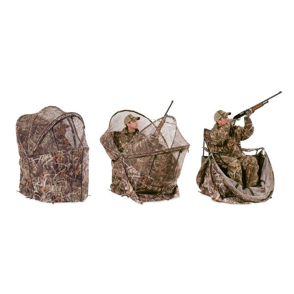 Ameristep Duck Commander Rapid Shooter Tent Chair Blind  : Ameristep Duck Commander Rapid Shooter Tent Chair Blind 00c6f199 af99 41f6 8f55 fae18fbb5ab1600 from www.overstock.com size 600 x 600 jpeg 39kB