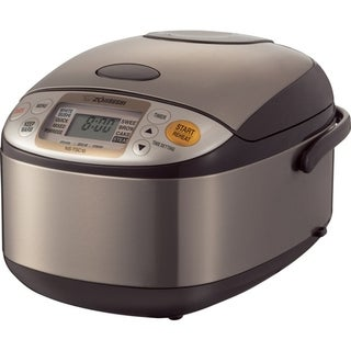 Link to Zojirushi NS-TSC10XA Micom 5.5-cup Rice Cooker/Warmer Similar Items in Kitchen Appliances