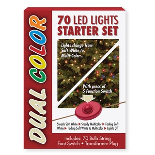 70 Bulb Dual Boxed Light