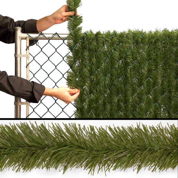 Shop 6 Foot X 4 Inch Insta Hedge 64 Piece Kit Free