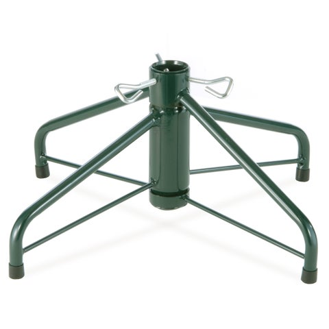 16-inch Folding Tree Stand for 4-6-foot Trees with 1.25-inch pole