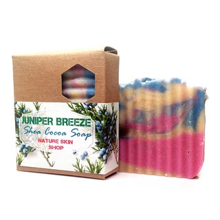 Juniper Breeze Shea Cocoa Soap