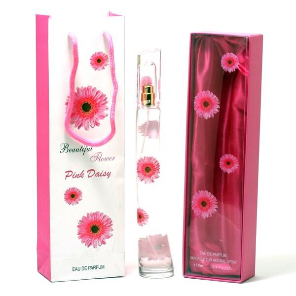 Enzo moretti beautiful flower pink daisy womens 34 ounce eau de enzo moretti beautiful flower pink daisy womenx27s 34 ounce eau de mightylinksfo