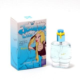 Jeanne Arthes Jeans Tonic Kate Women's 0.85-ounce Eau de Parfum Spray