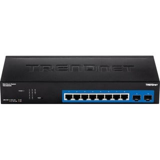 TRENDnet 8-Port Gigabit Web Smart Switch