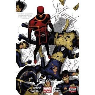 Uncanny X-Men 6: Storyville (Hardcover)