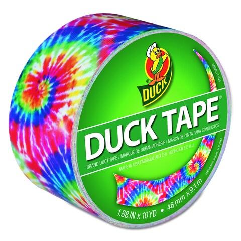 "Patterned Duck Tape 1.88""X10yd"