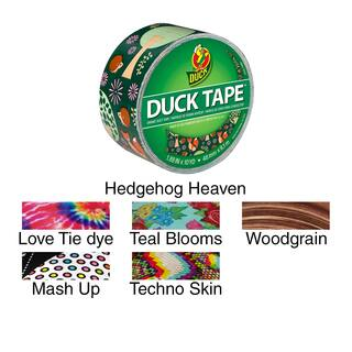 "Patterned Duck Tape 1.88""X10yd