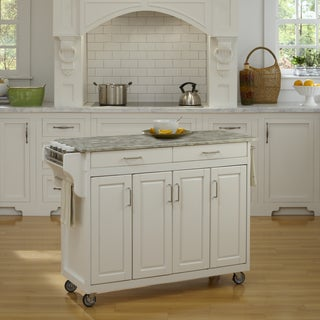Create-a-Cart with Concrete Top by Home Styles