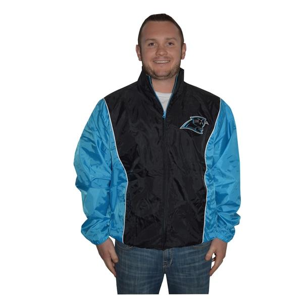 Carolina Panthers Lightweight Full Zip Jacket