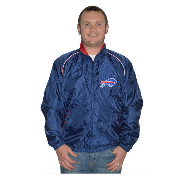 Buffalo Bills Lightweight Full Zip Jacket