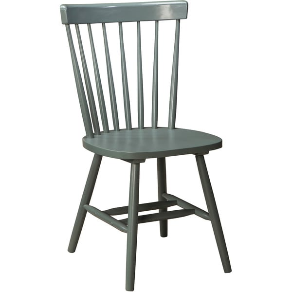 design by ashley bantilly light blue dining room chair set of 4