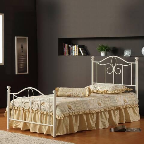 Annie Westfield Metal Bed Set