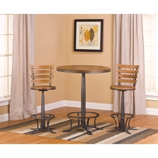 Westview Bar Height 3-piece Bistro Set