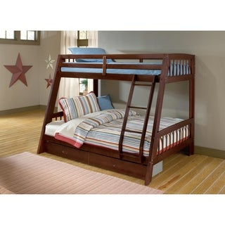 Rockdale Twin-over-Full Bunk Bed