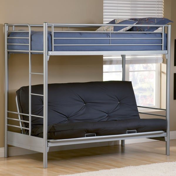 Brayden Twin Over Full Futon Bunk Bed