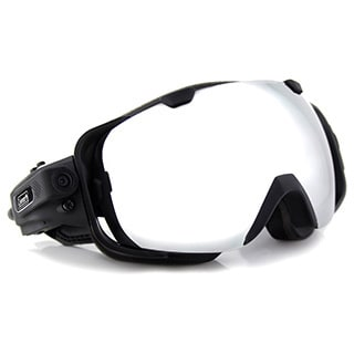 Coleman Vision HD Waterproof Ski Goggles with Built-in 1080p HD Video Camera