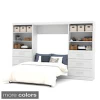 """Pur by Bestar 131"""" Full Wall Bed Kit"""