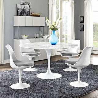 Lippa 54-inches Marble Dining Table