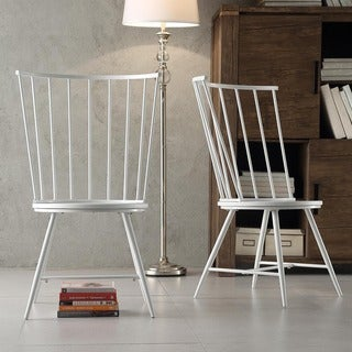 Truman High Back Windsor Classic Dining Chair (Set of 2) by iNSPIRE Q Modern