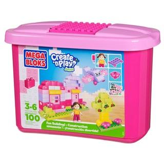 Mega Bloks Create 'n Play Junior Fun Building