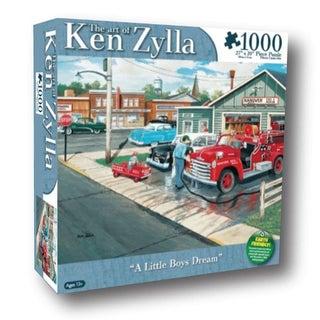 Ken Zylla 1000-Piece Puzzle