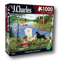 J. Charles 1000-Piece Puzzle