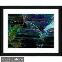 Studio Works Modern 'Conversions' Framed Fine Art Print