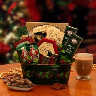 Deck The Halls Holiday Gift Basket