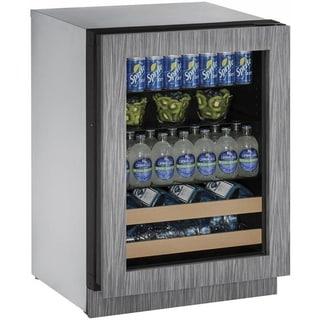 U-Line 24-inch Integrated Beverage Center