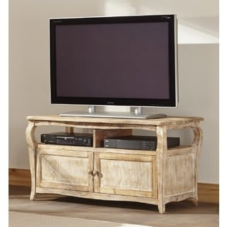Alaterre Rustic Reclaimed Wood TV Stand