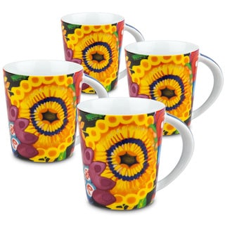 Konitz Power Art Mugs (Set of 4)