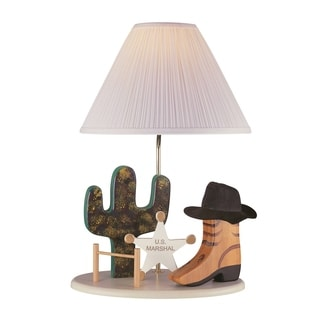 Lite Source Cowboy 1-light Table Lamp
