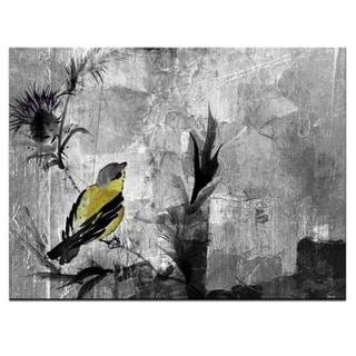 Ready2HangArt 'Painted Petals XVI' Canvas Wall Art