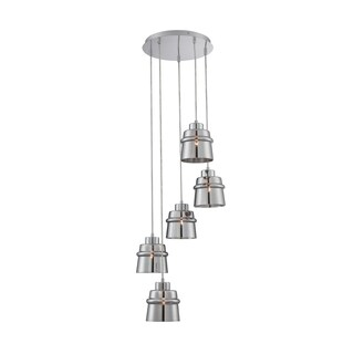 Lite Source Sparta 5-light Cluster Pendant
