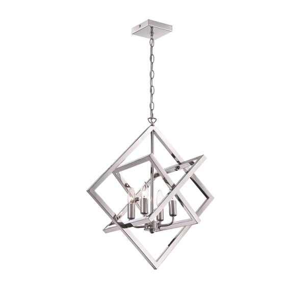 Olivia 4-light Pendant