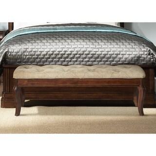 Autumn Brown RTA Bed Bench