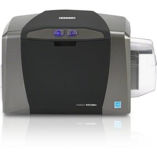 Fargo DTC1250e Dye Sublimation/Thermal Transfer Printer - Color - Des