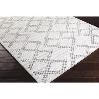 Belgian Made Alice Geometric Area Rug -(9' x 12')