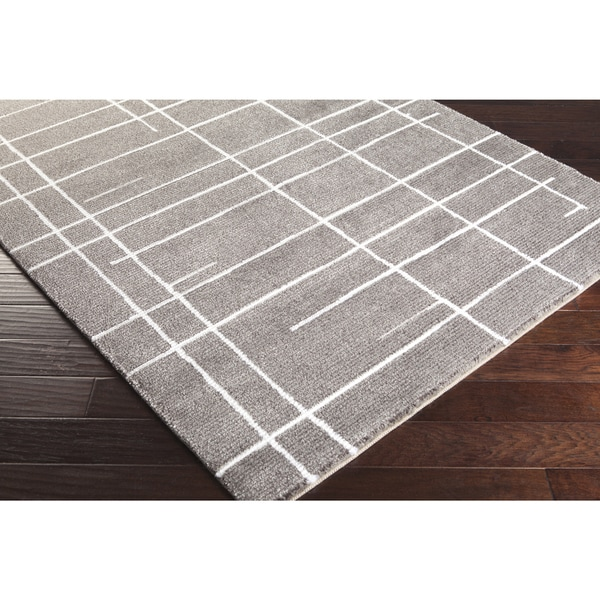 Belgian Made Erin Geometric Area Rug -(8' x 10')