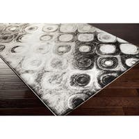 Artfully Crafted Janie Dots Area Rug - 3'9 x 5'2