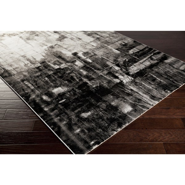 Shop Artfully Crafted Ally Abstract Area Rug 3 9 X 5 2