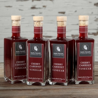 Napa Valley Vinegar Cherry Cabernet Vinegar Set