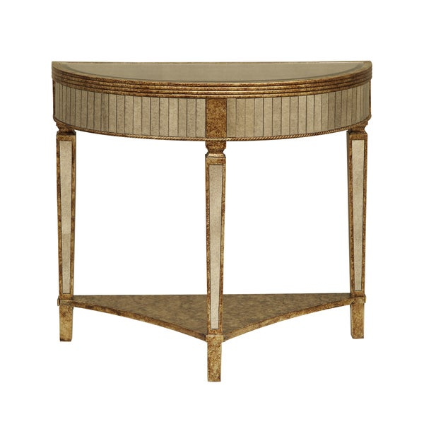 Christopher knight home goshen demilune console table