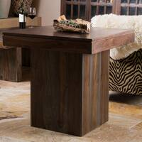 Christopher Knight Home Sheesham Highlight Wash End Table